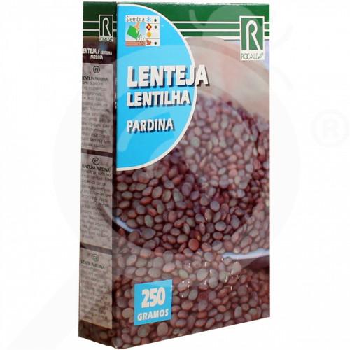 eu rocalba seed lentils pardina 250 g - 0