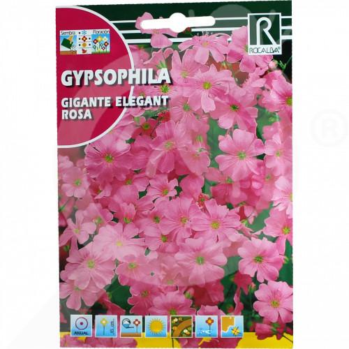 eu rocalba seed gigante elegant rosa 8 g - 0