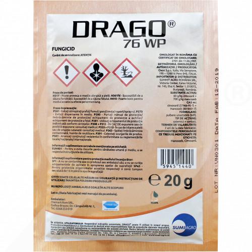 eu oxon fungicid drago 76 wp 20 g - 1