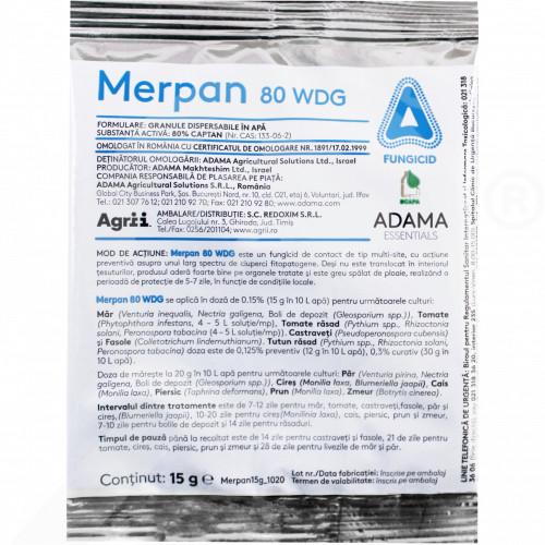 eu adama fungicide merpan 80 wdg 15 g - 1