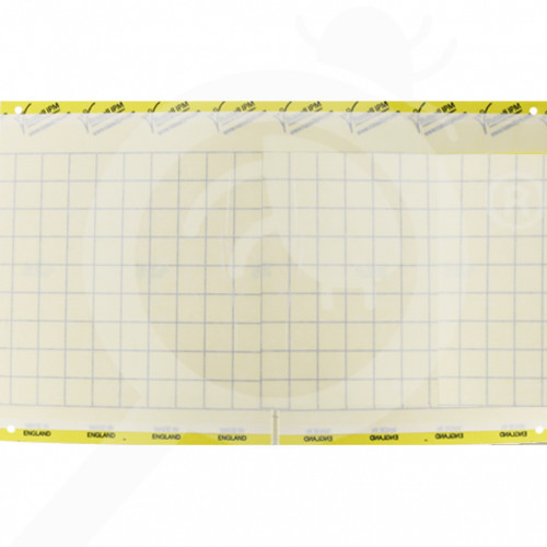eu russell ipm adhesive trap impact yellow 40 x 25 cm - 0