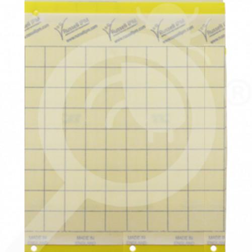 eu russell ipm adhesive trap impact yellow 20 x 25 cm - 1