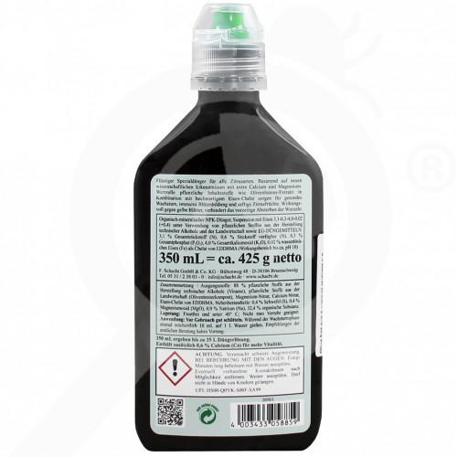 eu schacht fertilizer citrus fluid 350 ml - 1