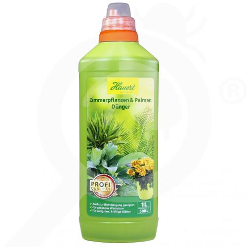 eu hauert fertilizer indoor palm plant 1 l - 0