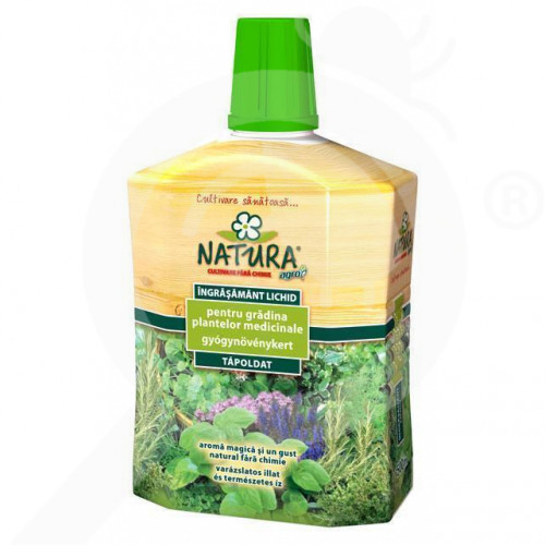 eu agro cs fertilizer medicinal plant liquid 500 ml - 0