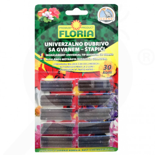 eu agro cs fertilizer all purpose stick floria 30 p - 0