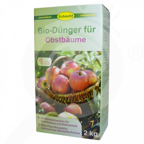 eu schacht fertilizer organic for fruit trees 2 kg - 1
