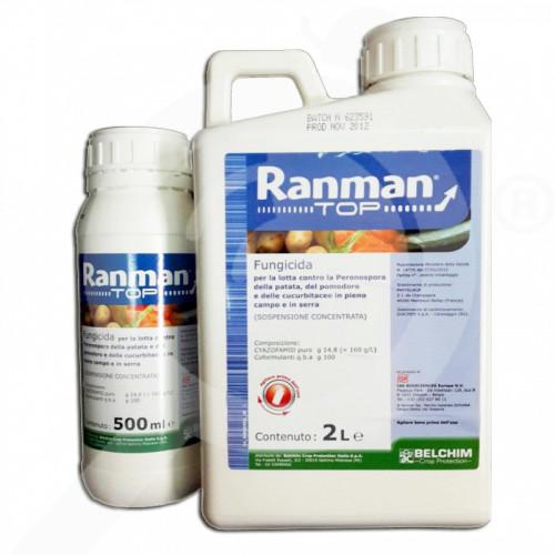 Ranman Top, 2 litres