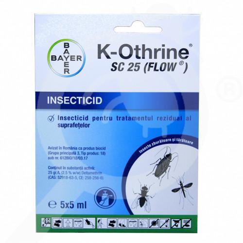 K-othrine SC25, 5 x 5 ml