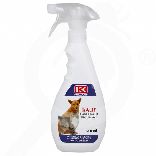 eu kollant repellent kalif dogs cats 500 ml - 0