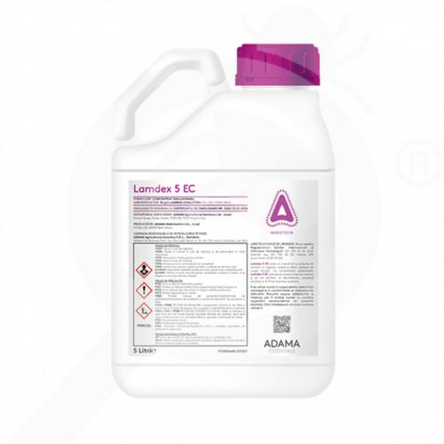 eu adama insecticide crop lamdex 5 ec 5 l - 2