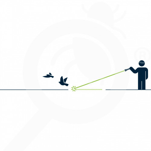 eu bird control group repellent agrilaser handheld - 5