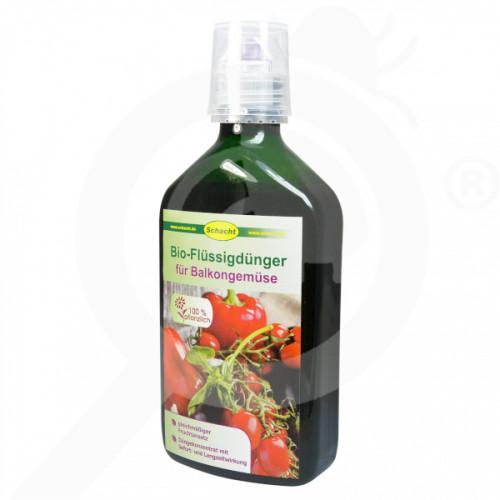 eu schacht fertilizer organic liquid for pot vegetables 350 ml - 1