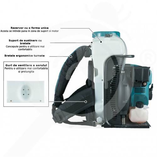 makita sprayer pm7651h - 2