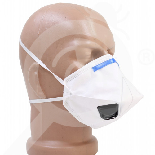 3m safety equipment semi foldable mask - 2