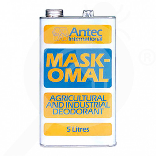 antec international disinfectant maskomal 5 litres - 1