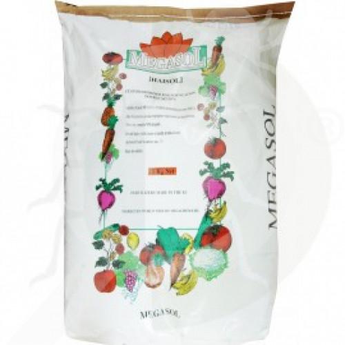 eu rosier fertilizer megasol 18 09 18 25 kg - 0
