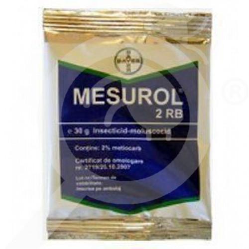 eu bayer molluscocide mesurol 2 rb 30 g - 0