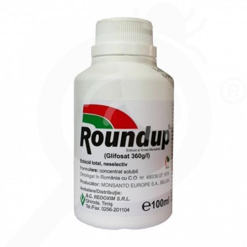 eu monsanto herbicide roundup 100 ml - 2
