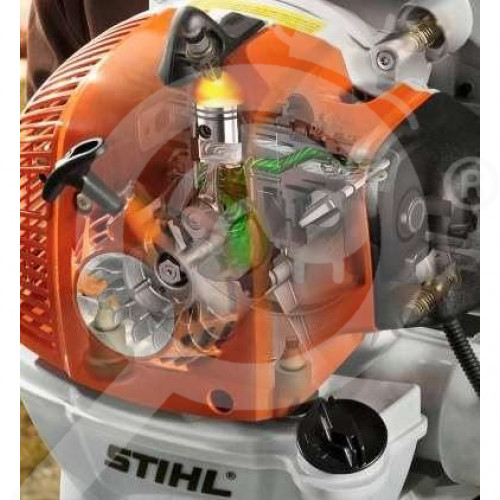 stihl sprayer sr 200 - 4