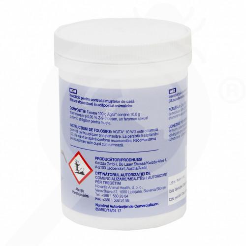 novartis insecticide agita 10 wg 100 g - 1