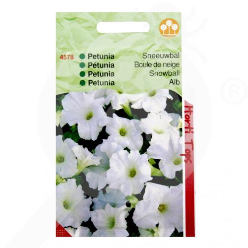 eu pieterpikzonen seed petunia nana compacta white 0 2 g - 1