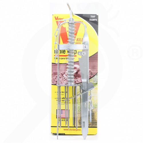 Victor Plunger Style 0645, mole trap