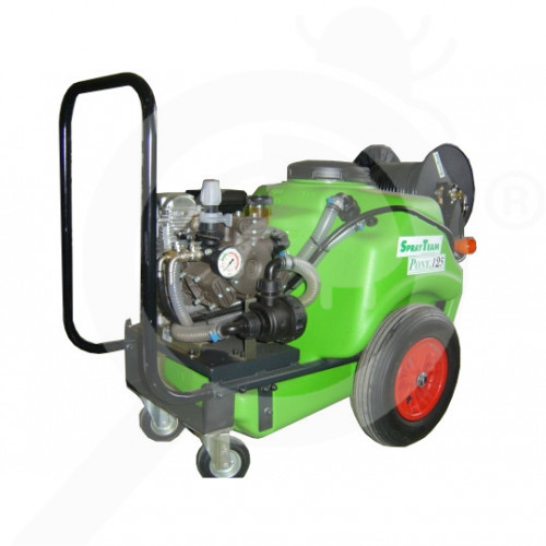 spray team sprayer pony battery powered trolley - 5