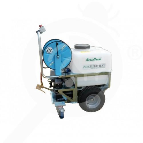 spray team sprayer pony internal combustion trolley - 4