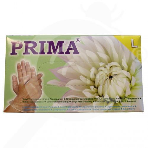 eu prima safety equipment vinyl gloves 100 p - 3