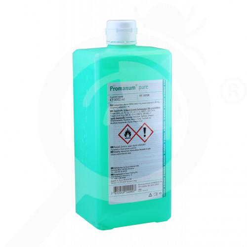 b braun disinfectant promanum pure 1 litre - 2