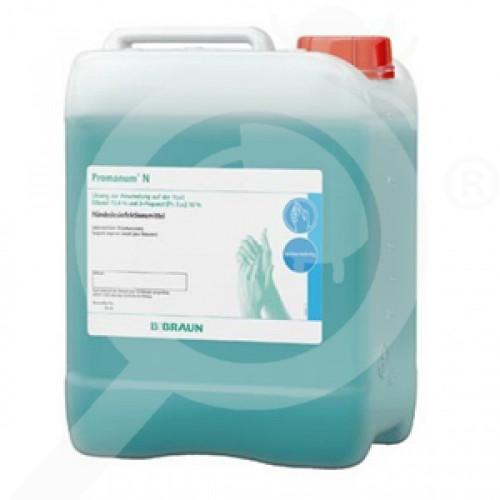 b braun disinfectant promanum pure 5 litres - 1