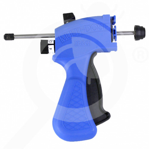 eu bg sprayer fogger 3000 b multi dose basic gel gun - 0