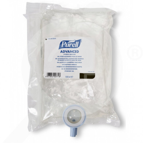 gojo disinfectant purell nxt 1 litre - 1