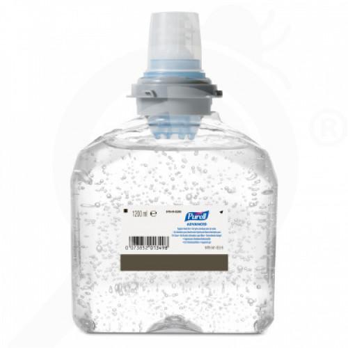 gojo disinfectant purell tfx 1 2 litres - 1