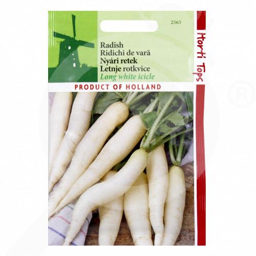 eu pieterpikzonen seed white icicle 10 g - 1