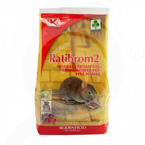 eu kollant rodenticide ratibrom 2 500 g - 0