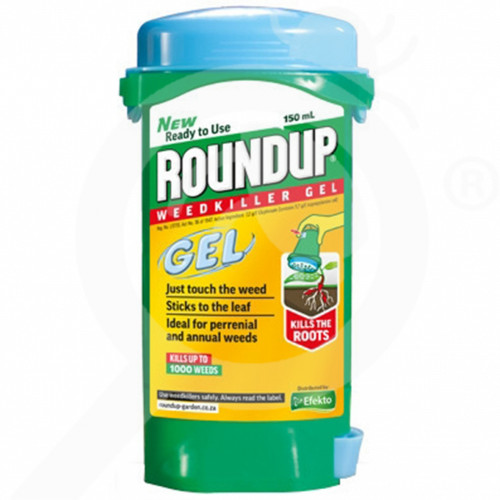 eu monsanto herbicide roundup gel 150 ml - 2