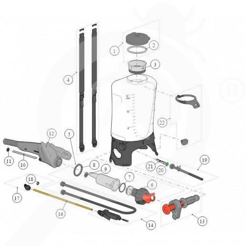 eu birchmeier accessory rpd 15 abr gasket set - 3