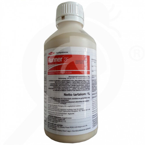 eu dow agrosciences insecticide crop runner 2 f 1 l - 1