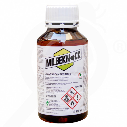 eu sankyo agro acaricide milbeknock ec 500 ml - 0