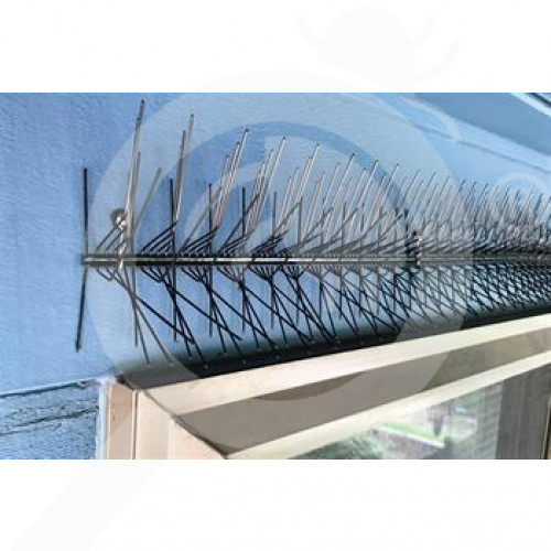 eu nixalite repellent bird spikes w model 1 2 m - 1