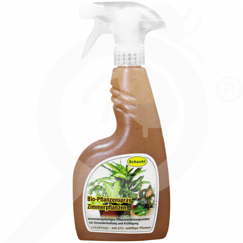 eu schacht fertilizer organic spray for indoor plants 500ml - 1