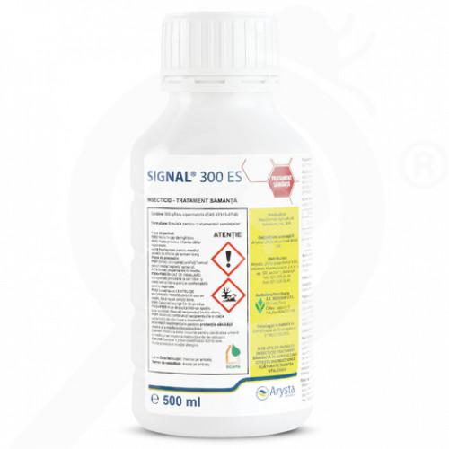 eu arysta lifescience insecticide crop signal 300 fs 500 ml - 0