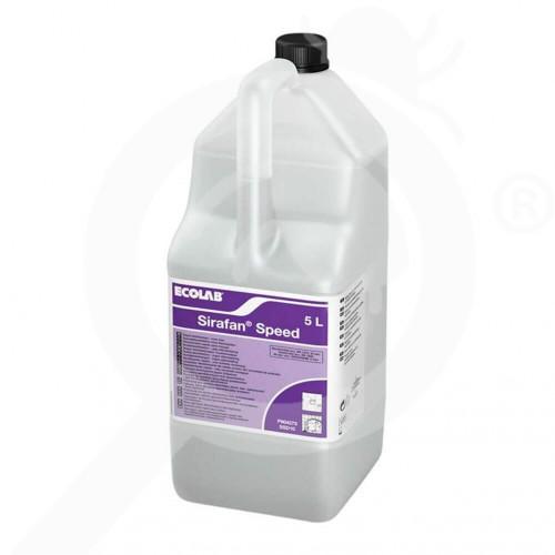 eu ecolab disinfectant sirafan speed 5 l - 0