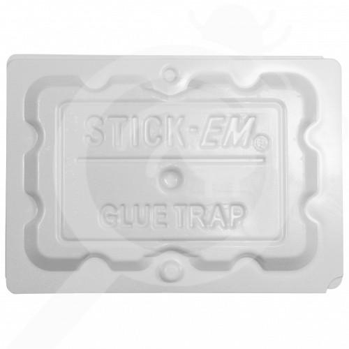 eu jt eaton adhesive plate stick em rat and mouse size 4x3 - 1