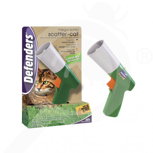 stv repellent defenders 632 dogs cats laser - 3