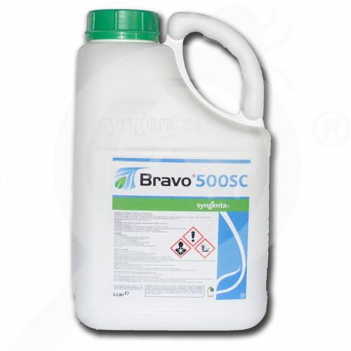 eu syngenta fungicid bravo 500 sc 5 litri - 1