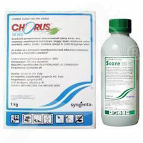 eu syngenta fungicid chorus 50 wg 1 kg score 250 ec 0 5l - 1
