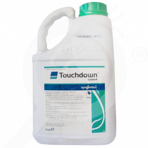 eu syngenta erbicid total touchdown system 4 5 litri - 1